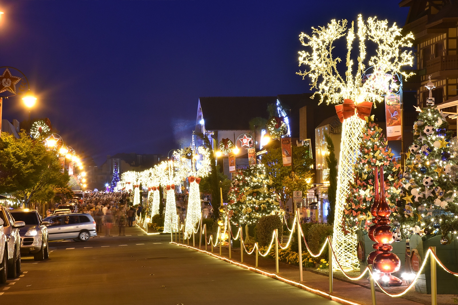 Natal Luz de Gramado - Hostel Chocolatchê
