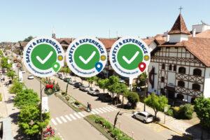 Selos Secretaria de Turismo de Gramado
