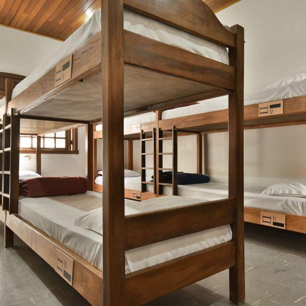 Dormitório Misto 16 Camas